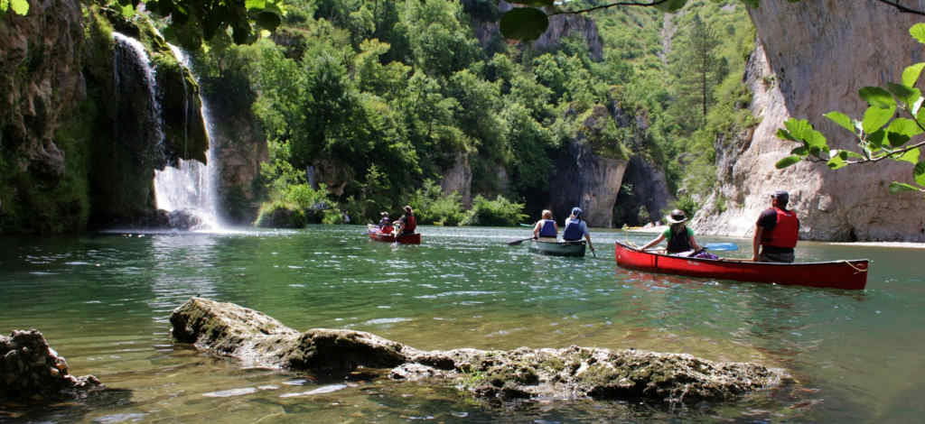 Camping del ron camping 3 toiles gorges du tarn for Camping gorge du tarn avec piscine